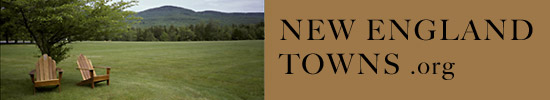 Vacation resorts, ski lodges, hotels, and motels of historic New England.
